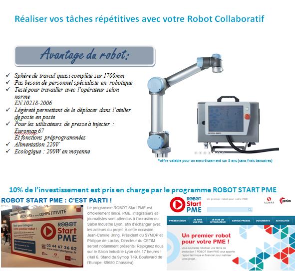 robot UR